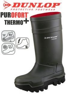 Zimní holínky Dunlop Thermo+ S5 zelený 0582 do -50st. 42c5c8762a
