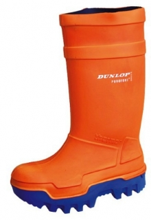 Zimní holínky Dunlop Purofort THERMO+ oranžové S5 CI 45582 do -50st. 2aea271b0a